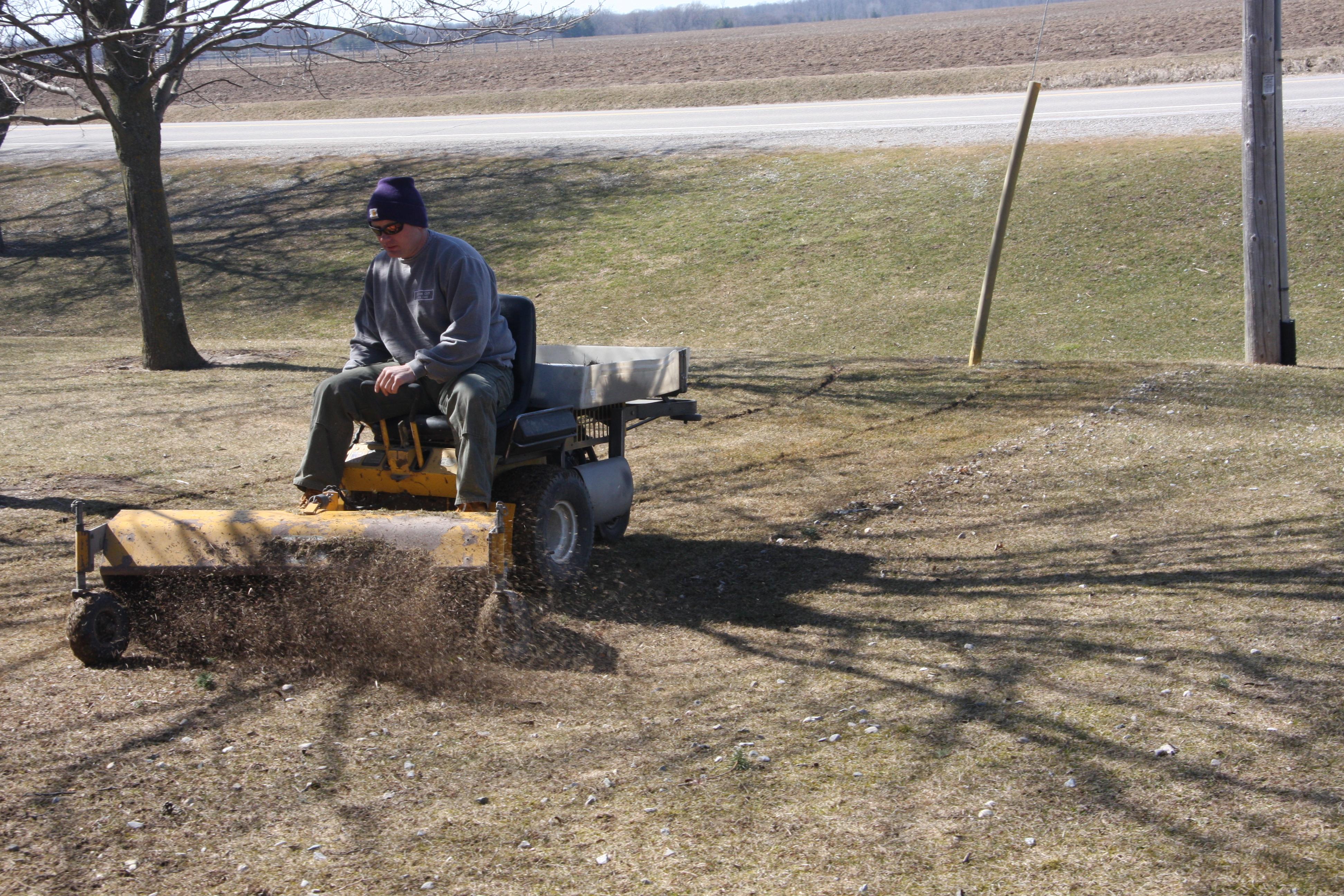 Spring Clean Cut Lawn Careclean Cut Lawn Care